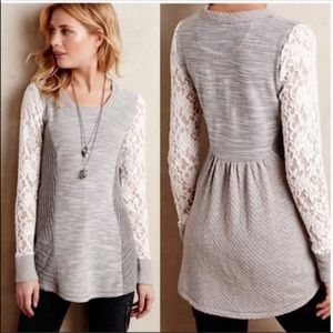 Anthropologie Saturday Sunday Womens Knit Top